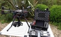 Aerial Rig UAV